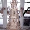 1,80m Große Weihnachtspyramide Laubsägearbeit