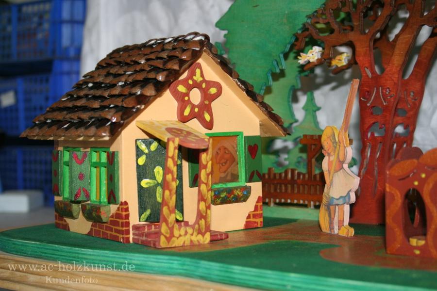 Hänsel & Gretel und andere Holzarbeiten aus der Lausitz ...