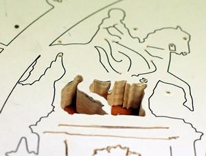 Laubsägearbeiten Anleitung Tipps Zu Laubsägevorlagen Basteln